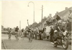 1958, Gerard Wesseling wint Acht van Bladel