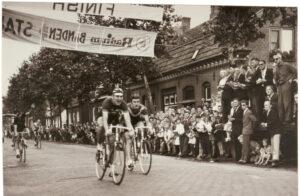 1960, Arie Nooteboom wint de Acht van Bladel