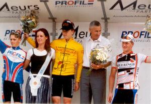 1998, podium Acht van Bladel