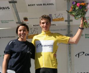 2010 Eindwinnaar Danny van Poppel