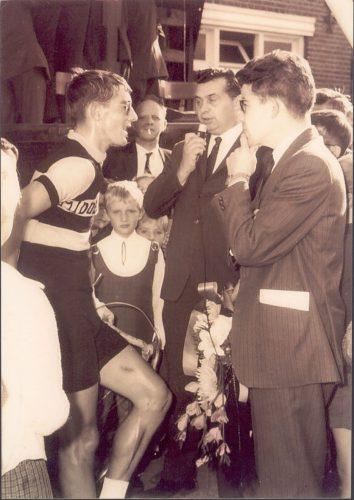 1967 Bladel huldiging winnaar Acht van Bladel Ab Klayssen 2